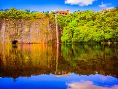 Cascata no Parque Tanguá (Eduardo PA) Tags: curitiba paraná nokia pureview microsoft windows phone 950xl lumia wp cascata no parque tanguá