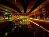 bridge_1280526 (strange_hair) Tags: bridge river night japan yokohama reflection