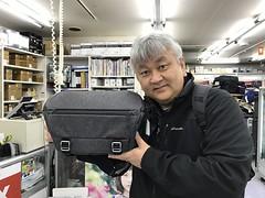 IMG_8274 (digitalbear) Tags: ramen edoshikichjukasoba soranoiro nippon yaesu tokyo japan starwars fujiya camera nakano hatsuuri