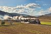 Doppia Befana... (Paolo Brocchetti) Tags: treno locomotiva befana ferrovia gr625 gr741 vapore toscana scopeti paolobrocchetti centoporte