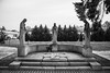 Heretic Temple (.anotherday.) Tags: cemetery turin torino italy italia blackandwhite biancoenero canon canon7d