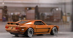Hot Wheels '69 Ford Mustang Boss 302 Super Treasure Hunt (FOXHOUNDS_FINEST) Tags: 1969 ford mustang boss 302 diecast hotwheels hotrod supersecrettreasurehunt treasurehunt nikon slr dslr toyphotography toys toy 164