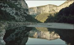 the calm before the calm (steve-jack) Tags: hasselblad 501cm 50mm kodak portra 400 film medium format 120 6x6 ardeche lardèche france