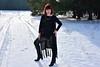 DCS_2431_00039 (dmitriy1968) Tags: portrait портрет nature природа erotic sexsual эротично beautiful girl wife люди people evening придонье девушка отдых путешествия outdoor секси зима winter снег snow колготки tights солнечный день sunny day