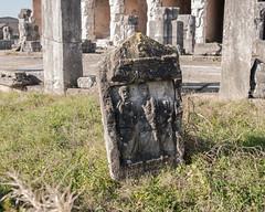 Carving from 2nd century AD (silverfox_hwz) Tags: campania capua santamariacapuavetere amphitheatre anfiteatro ancientcapua gladiator gladiatormuseum