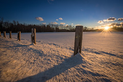 West Side Road, North Conway, January 1, 2017 (MWV Chamber of Commerce) Tags: 1617 snow westsideroad winter