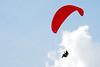 Slovakia-01932 - Paraglider (archer10 (Dennis) 88M Views) Tags: slovakia globus sony a6300 ilce6300 18200mm 1650mm mirrorless free freepicture archer10 dennis jarvis dennisgjarvis dennisjarvis iamcanadian novascotia canada donavaly paraglider red man