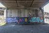 Tame, Jobs, Inkhead (NJphotograffer) Tags: graffiti graff new jersey nj trackside rail railroad bridge tame tfs crew amc jobs inkhead roller