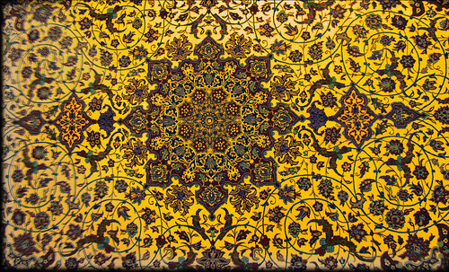 """Alfombras, espacios íntimos que simbolizan templos, árboles de la vida y el conocimiento, astros y paradisos. • <a style=""""font-size:0.8em;"""" href=""""http://www.flickr.com/photos/30735181@N00/32569482206/"""" target=""""_blank"""">View on Flickr</a>"""