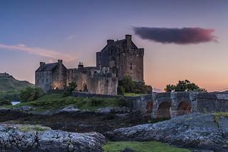 *Eilean Donan Castle @ Blue Hour*
