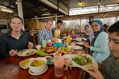 Malaysian Food (Paul B Jones) Tags: malaysianfood dinner restaurant family friends children kualaterengganu terengganu malaysia asia food cuisine asian malaisie maleisië 马来西亚 馬來西亞 malasia 말레이시아 マレーシア