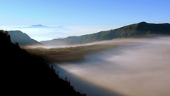 River of mist (PeterCH51) Tags: java indonesia bromo volcano eastjava landscape scenery peterch51 tenggercaldera tengger caldera morning mist tosari cemorolawang