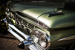 1959 Chevrolet Kingswood Detail (Dejan Marinkovic Photography) Tags: 1959 chevrolet chevy impala bel air kingswood american classic chrome front