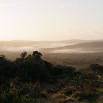 Malerische Landschaft, Südafrika