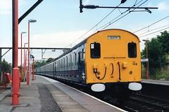 307 108 (Sparegang) Tags: 307108 class307 brbluegrey geemu emu prittlewell britishrail 1990 easternregion