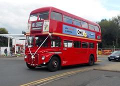 VLT 108 (markkirk85) Tags: park new nottingham bus london cars buses transport royal routemaster ltd exclusive warwickshire stagecoach 108 nuneaton vlt aec rm108 111959 vlt108