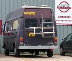 E949 XMJ (Nivek.Old.Gold) Tags: volkswagen diesel 1987 camper lt35 2400cc