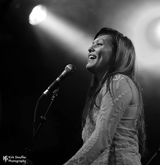 Jazmarae Beebe @ Crocodile Café (Kirk Stauffer) Tags: show lighting portrait bw musician music woman usa brown black cute girl beautiful smile smiling lady female wonderful hair lights us photo amazing concert model nikon women perfect long pretty tour singing sweet song feminine sassy live stage gorgeous awesome gig goddess young band adorable jazz pop event wash precious sing soul singer indie attractive stunning croc vocalist wa tall perform brunette lovely fabulous venue darling vocals rb kirk petite stauffer glamorous lovable d4 wihte