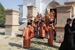 061. Patron Saints Day at the Cathedral of Svyatogorsk / Престольный праздник в соборе Святогорска