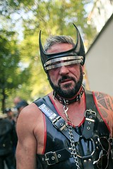 Folsom Europe Berlin (Patrick Frauchiger) Tags: street gay berlin leather fetish germany deutschland europa europe strasse folsom rubber event latex homo 12 edition xii fetisch 2015 fugger homosexuell fuggerstrasse anlass