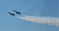 The Great State of Maine Air Show 194 #thegreatstateofmaineairshow (smilla4) Tags: aircraft jets flight planes blueangels usnavy brunswickmaine fa18hornets thegreatstateofmaineairshow