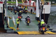 (Zak355) Tags: ferry scotland scottish motorbikes calmac bikers bute rothesay isleofbute rhubodach colintraive lochdunvegan