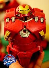 Hulkbuster custom by RICK WIP _48 (capcomkai) Tags: rick ironman ultron hulkbuster   avengersage