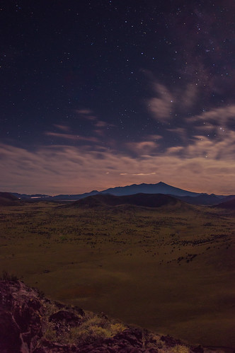 New Night over Northern Arizona