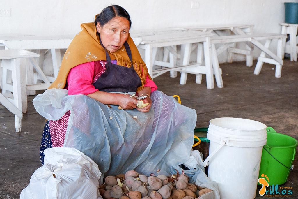 Peru - Mercado de São Pedro - 10