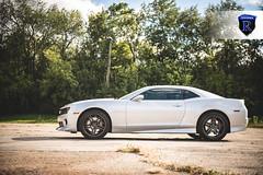 Chevrolet Camaro - RC8 Matte Black (10) (Rohana Wheels) Tags: chevrolet wheels camaro chevy rims concave rohana americanmuscle rc8 chevyracing concavewheels rcseries rohanawheels