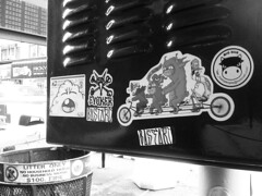 combo in manhattan (t-ninja) Tags: city nyc newyork t cow sticker stickerart downtown ninja manhattan character postcard tag stickers cap crew collab hunter slap tee collaboration handdrawn combo nuevayork slaps collabo metalbox nja ninjah evoker pndk ninjamask tnj tninja muky tnja bigdar teeninja tninjah t忍者