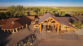 South Dakota Luxury Pheasant Lodge - Gettysburg 4