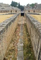 ITALICA (SEVILLA) (7) (DAGM4) Tags: espaa sevilla spain europa europe andalucia monumentos andalusia romanempire italica romanruins santiponce provinciadesevilla hispaniabaetica
