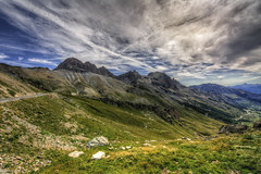 le mie montagne ... (Roberto Defilippi) Tags: mountain france clouds nuvole francia montagna rodeos galibier 201595 nikond7100 robertodefilippi