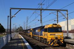 2015-12-20 Pacific National 9302-9315-9314 Coniston CA62 (deanoj305) Tags: train coast pacific south line national nsw coal coniston 9302 ugl 9314 9315 ca62 c44aci