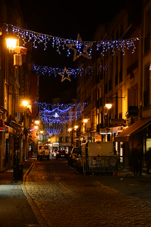 Le Puy-en-Velay, illuminations 2015