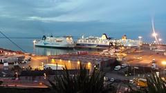 Isle of Inishmore, Oscar Wilde & Stena Europe (andrewjohnorr) Tags: isleofinishmore oscarwilde irishferries stenaeurope stenaline ferries rosslare
