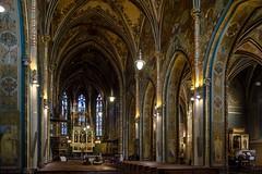 DSC_1169 (mkk3a) Tags: architektura bazilikasvatéhopetraapavla czechy praga prague praha witraż