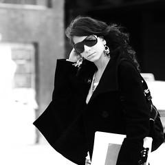 Girl Walking (pedrosimoes7) Tags: blackwhite street blackwhitepassionaward blackwhitephotos streetpassionaward