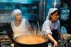 Steamy (Dominic Sagar) Tags: 2016 fujifilm japan restaurant t050 t100 t200 tsujiki xt1 cauldron fish food market soup stall chūōku tōkyōto jp