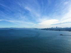 The city (Chiara Bettini) Tags: thecity sf san francisco city by bay sea seaside view from golden gate