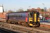153370 Class 153 Super Sprinter DMU (Roger Wasley) Tags: 153370 class 153 super sprinter fgw dmu diesel multiple unit first great western gloucester station gloucestershire train railways taunton