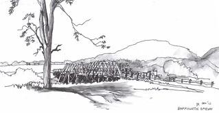 Barrington bridge
