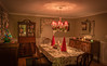 Christmas Dinner Table (jlucierphoto) Tags: indoor dining room christmas holiday festive 2016 decorations lovelyflickr