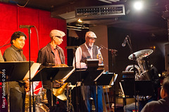 Charlie Haden's Band Whales (Tempesto) Tags: henrygrimes ny manhattan newyork nyc newyorkcity margret 116east27thstreet jazzstandard marcpalumbo charliehadensliberationmusicorchestracarlabley nikond800 lexingtonave