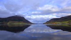 Ølen okt -13 (bjarne.stokke) Tags: norway norge norwegen skyer speiling rogaland