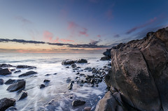 (Fabio De Santis) Tags: nikon d5100 sigma haida ndfilter nd1000 seascape landscape sea beach sky colors rocks civitavecchia lazio italy fabiodesantis photography