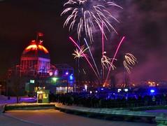 Panasonic FZ1000, Fireworks, Vieux-Port, Montréal, 7 January 2017 (24) (proacguy1) Tags: panasonicfz1000 fireworks vieuxport montréal 7january2017
