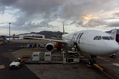 Samolot linii Fiji Airways | The plane Fiji Airways
