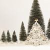 _DSC0011 (Crystal Christmas) (JeWeVe) Tags: christmas tree crystal inside
